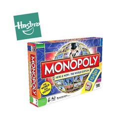 Joc Monopoly Here&Now Editie Globala