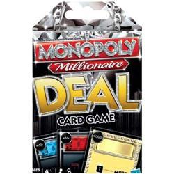 Joc de Carti Monopoly Millionaire Deal