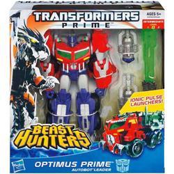 Figurina Transformers Beast Hunters Optimus Prime