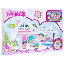 PinyPon Casuta Snow