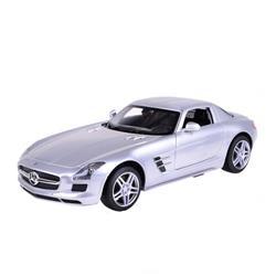 Mercedes SLS AMG cu Telecomanda 1:14 Gri