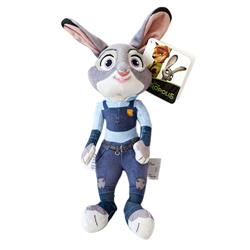 Mascota din Plus Judy Hoops 17.5 cm