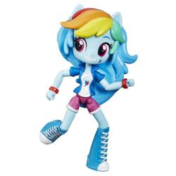 Figurina MLP Equestria Girls Minis - Rainbow Dash