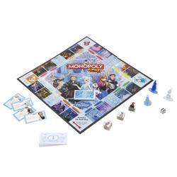Joc de Societate Monopoly Junior Editia Frozen