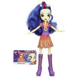 Figurina MLP Equestria Girls Friendship Games - Indigo Zap