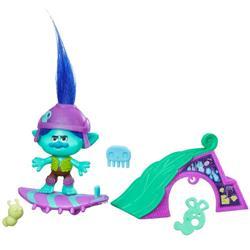 DreamWorks Trolls Skate N Skitter Story