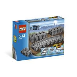 LEGO City Set Sine Drepte si Flexibile 7499
