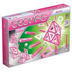 Set Constructie Magnetic Pink Panels 68