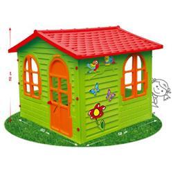 Casuta Garden House cu Usi si Ferestre Functionale, 127 x 150 x 118 cm