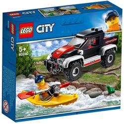 LEGO City Aventura cu Caiacul 60240