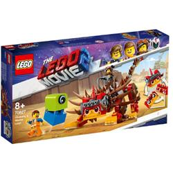 LEGO The Movie Ultrakatty si Razboinica Lucy, 70827