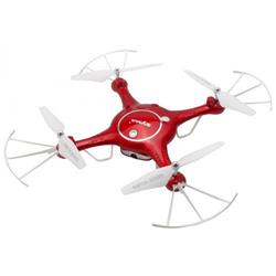 Quadcopter cu Camera Video HD, Control Wi-Fi si Modul de Control al Gravitatii