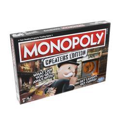 Joc Monopoly Cheaters Edition