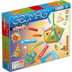 Set Constructie Magnetic Confetti 50