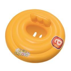 Colac pentru Bebelusi Swim Safe ABC 69 cm