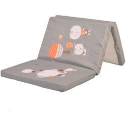 Cangaroo - Saltea Pat Pliabila 120 x 60 cm Grey