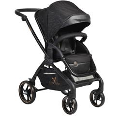 Carucior 2 in 1 Mira Black